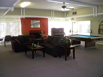 Clubhouse/Lounge/Game room